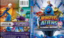 Monsters Vs Aliens: Cloning Around (2013) R1