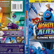 Monsters Vs Aliens: Cloning Around (2013) R1