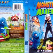 Monsters Vs Aliens (2009) WS R1