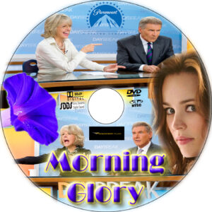 morning glory cd cover