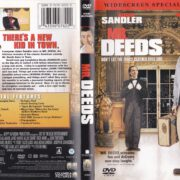 Mr. Deeds (2002) R1 – Front DVD Cover