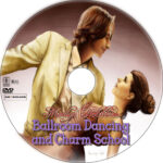 Marilyn Hotchkiss' Ballroom Dancing & Charm School (2005) R1 Custom CD Cover