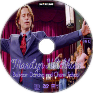 Marilyn Hotchkiss' Ballroom Dancing & Charm School (2005) dvd label