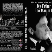 My Father and the Man in Black (2012) R1 Custom DVD Cover