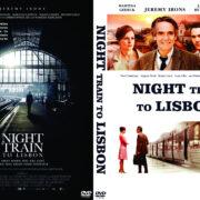 Night Train to Lisbon (2013) R0 Custom