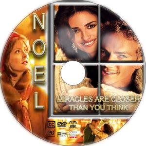 noel cd cover