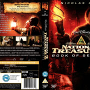 National Treasure 2: Book Of Secrets (2007) R2