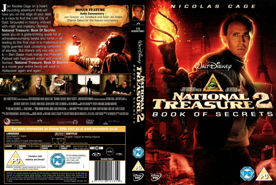 English Subtitles For National Treasure Book Of Secrets