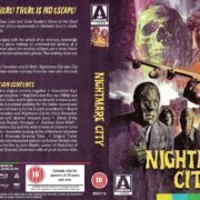 Nightmare City (1980) Blu-Ray UK