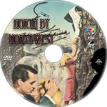 North By Northwest (1959) R1 Custom CD Cover
