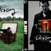 Oldboy (2013) Custom DVD Cover