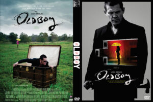 oldboy 2013 dvd cover