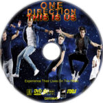 One Direction: This Is Us (2013) R1 Custom DVD Label