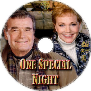 one special night 1999 dvd label