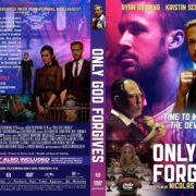 Only God Forgives (2013) R1 Front DVD Cover
