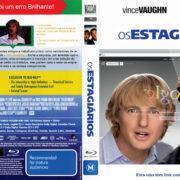 Os Estagiários (2013) (Brasil) Custom Blu-Ray DVD Cover