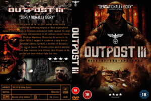Outpost III Rise of The Spetznas (2013) R0 CUSTOM
