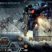Pacific Rim (2013) R0 Custom CD-DVD Cover