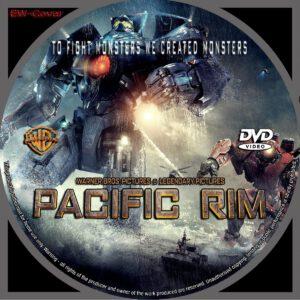 Pacific Rim (2013) R0 CUSTOM CD