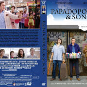 Papadopoulos & Sons (2013) R1 Custom DVD Cover
