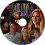 Paradise (2013) Custom DVD Label