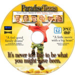 Paradise Texas (2005) R1 Custom CD Cover