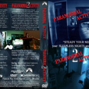 Paranormal Activity/Paranormal Activity 2 R4 CUSTOM