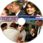 Parkland (2013) R1 Custom DVD Label