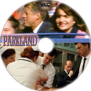 parkland cd cover