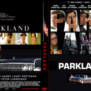 Parkland (2013) R0 Custom DVD Cover