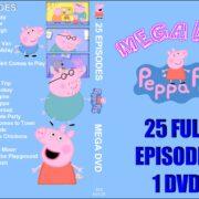 Peppa Pig S03 E01-E25