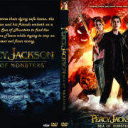 Percy Jackson: Sea of Monsters (2013) R0 Custom