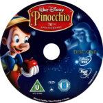 Pinocchio (1940) 2 Discs Platinum Edition R2