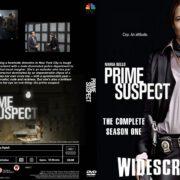 Prime Suspect: Season 1 (2011) R1 CUSTOM