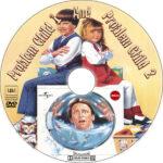 Problem Child: 1 & 2 (1990-1991) Custom DVD Label
