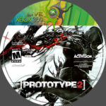 Prototype 2 (2012) NTSC CUSTOM