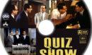 Quiz Show (1994) Custom DVD Label