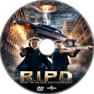 ripd dvd label
