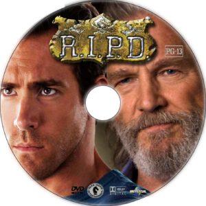 ripd dvd label