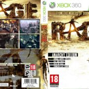 Rage (2011) PAL CUSTOM
