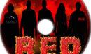 Red (2010) R1 Custom DVD Label
