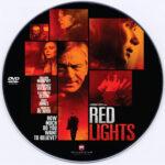 Red Lights (2012) – CD Label