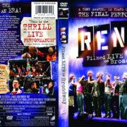 Rent: Filmed Live on Broadway (2008) UR WS R1