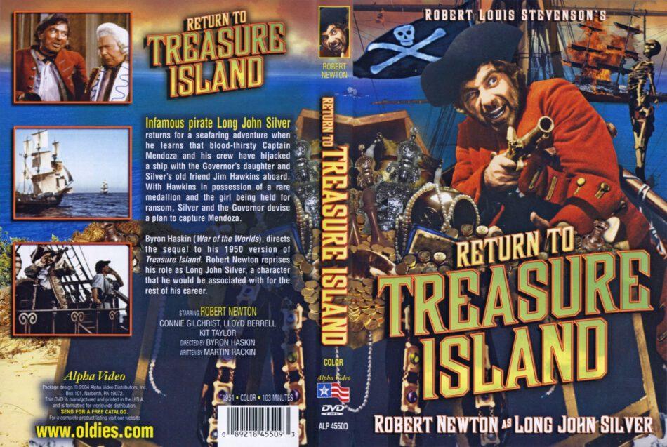 Silver and Blood: Return to Treasure Island