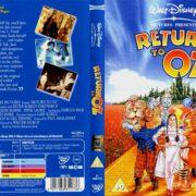 Return To Oz (1985) R2