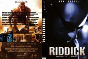 Riddick (2013) R0 custom