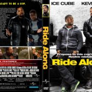 Ride Along (2014) R2 CUSTOM DVD Cover