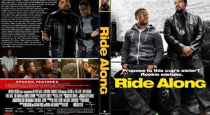 Ride Along dvd cover