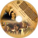 Rio Bravo (1959) R1 Custom CD Cover