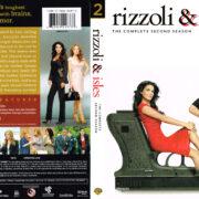 Rizzoli & Isles: Season Two (2011) R1 Custom
